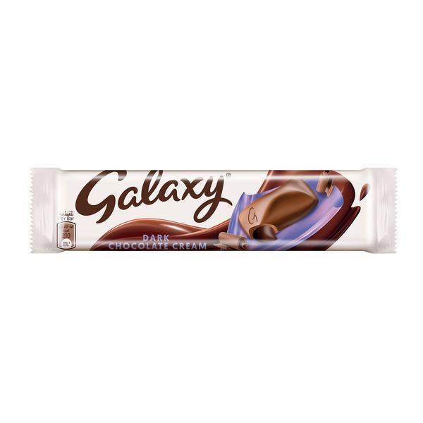 Galaxy Dark Chocolate Cream 38g