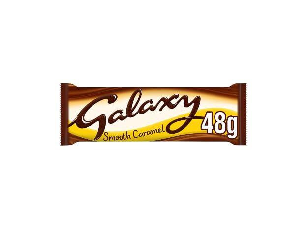 Galaxy Caramel Collection 48g