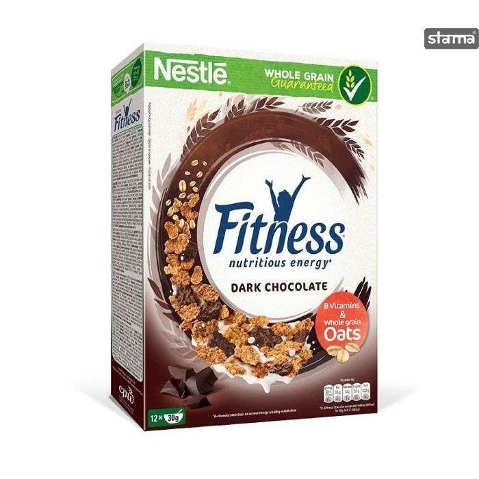 Fitness Dark Chocolate 375g