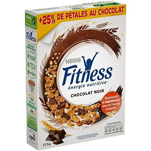 Fitness Chocolate 375g