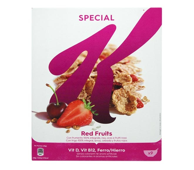 Kelloggs Special K Red Fruits 290g