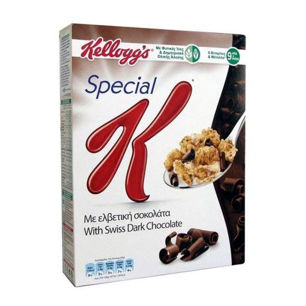 Kelloggs Special K Dark Chocolate 290g