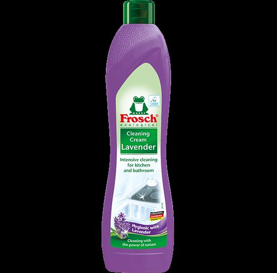 Frosch Cleaning Cream Lavender 500ml