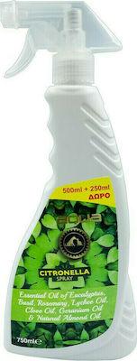 AQUA Citronella Liquid 500ml + 250ml Free