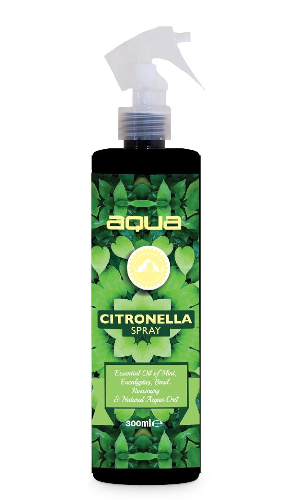 AQUA Citronella Liquid dense 300ml - Eco - No Alcohol