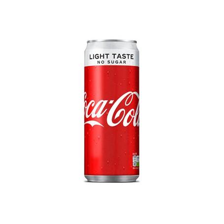 Coca Cola Light Can 330ml