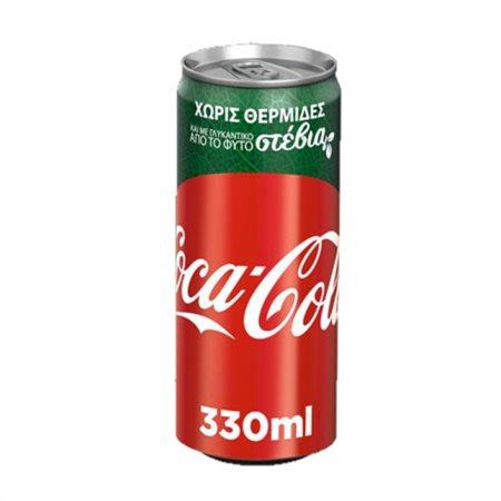 Coca Cola Stevia Can 330ml