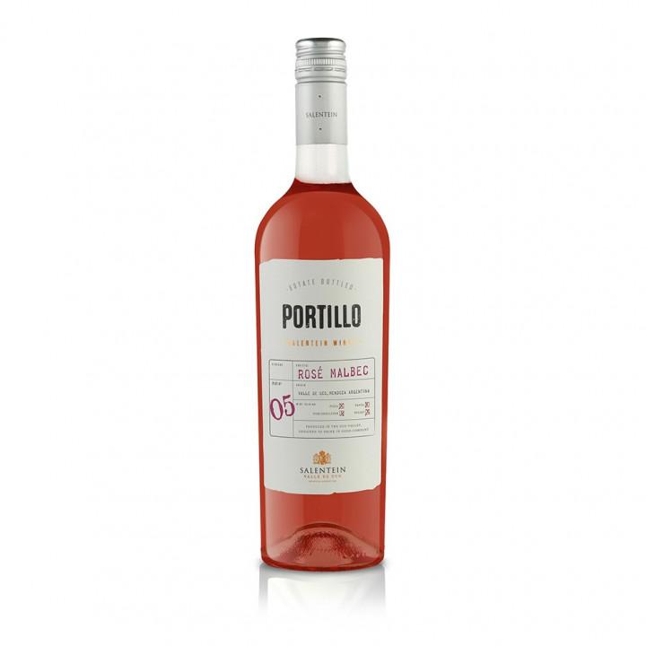 Salentein Portillo Rose Malbec 2020 75cl