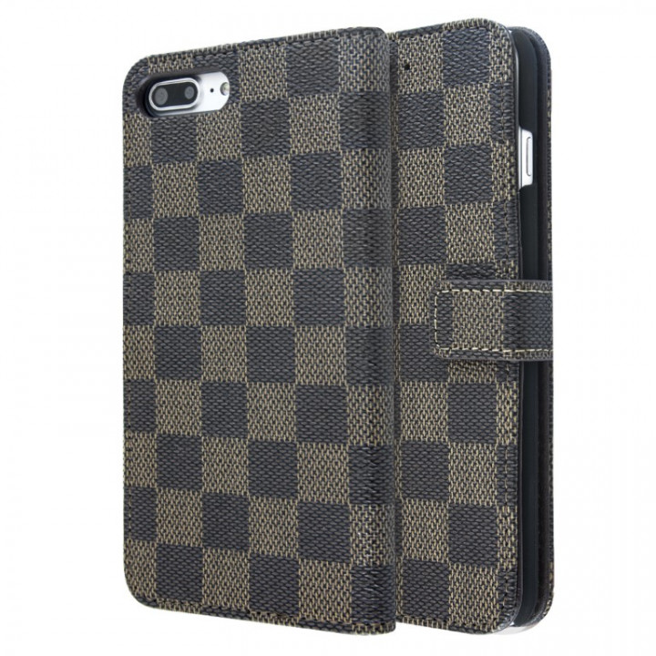 iCase Checkerboard book case for iPhone 7/8/SE 2