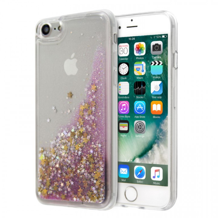 iCase Liquid Glitter soft case for iPhone 6/6s
