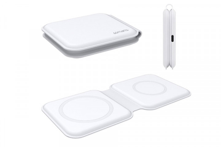 4Smarts UltiMAG DuoFold wireless charger 15W