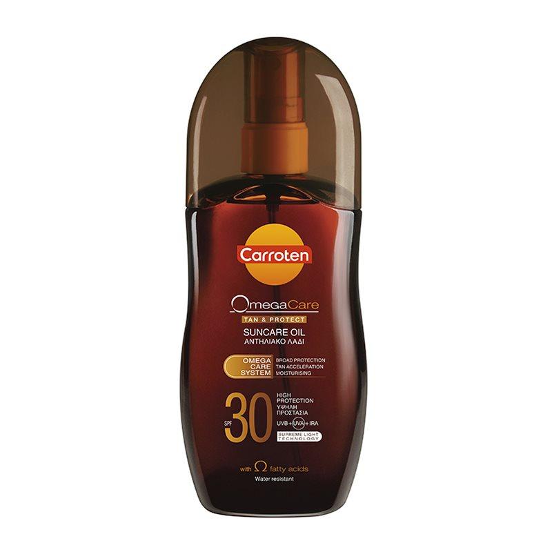 CARROTEN SUNCARE TANNING OIL SPF30  125ML