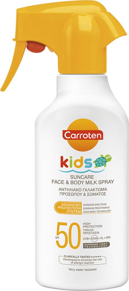 CARROTEN SENSICARE KIDS FACE & BODY SPF50 300ML