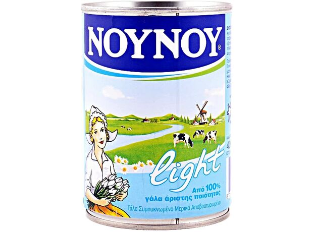 Nounou Milk Light 400g
