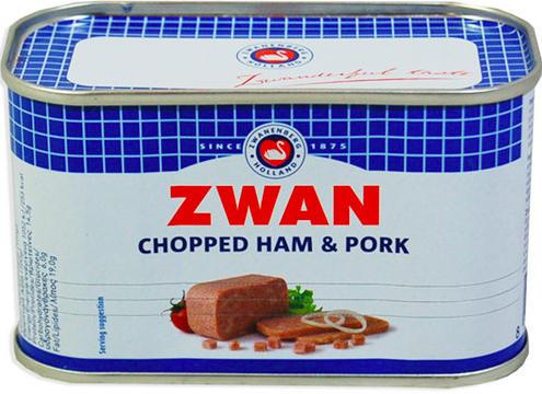 ZWAN Chopper Ham & Pork 200g