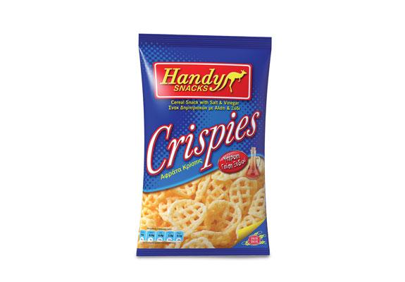 Handy Crispies Salt & Vinegar 65g