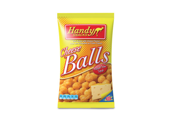 Handy Cheese Balls 90g
