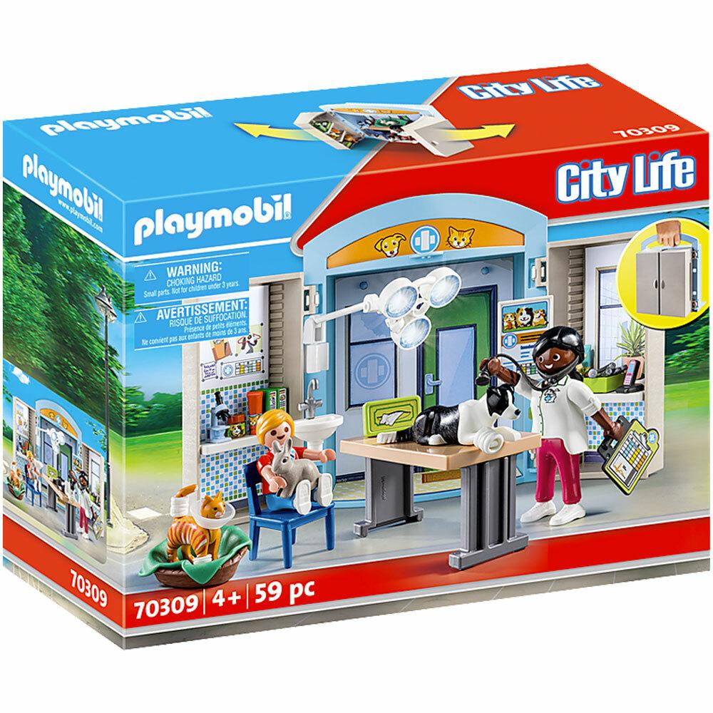 PLM CITY LIFE PLAY BOX KTHNIATREIO 70309