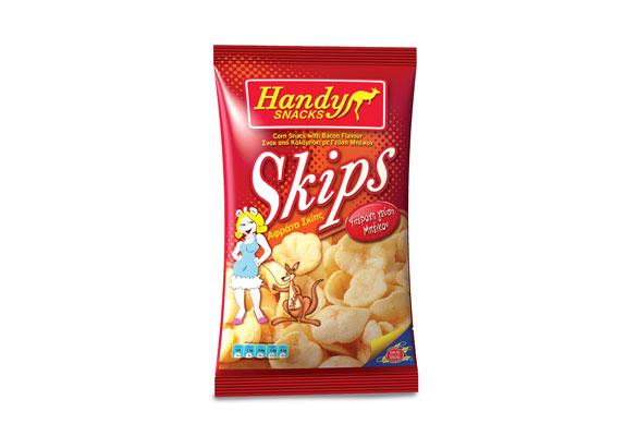 Handy Skips Bacon 65g