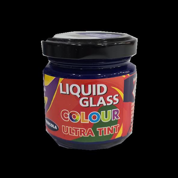 LIQUID GLASS COLOUR ULTRA TINT 90ML ΜΠΛΕ (ΑΔΙΑΦΑΝΗ ΧΡΩΣΤΙΚΗ ΓΙΑ ΧΡΩΜΑΤΙΣΜΟ ΥΓΡΟΥ ΓΥΑΛΙΟΥ) MERCOLA