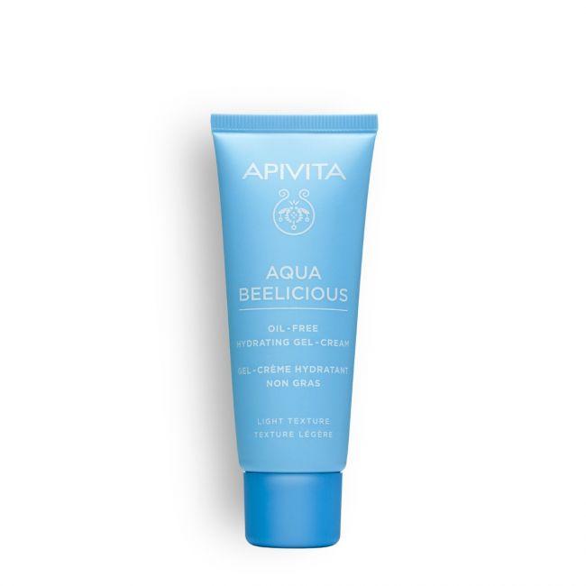 Apivita Aqua Beelicious Oil-Free Hydrating Gel-Cream Light Texture 40ml