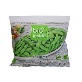 BIO INSIDE YOUNG SOYBEANS WITH POD 300G BIO