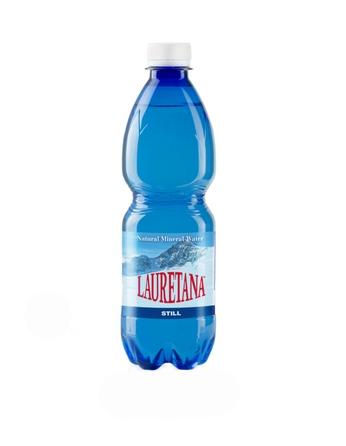 LAURETANA NATURAL MINERAL WATER 500ML
