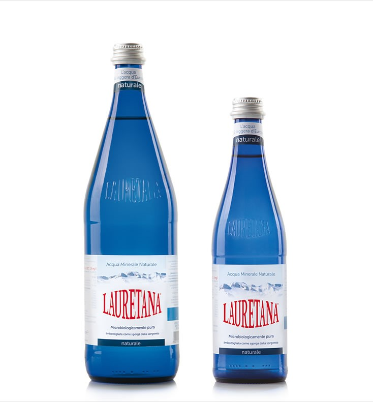 LAURETANA NATURAL STILL WATER GLASS 500ML