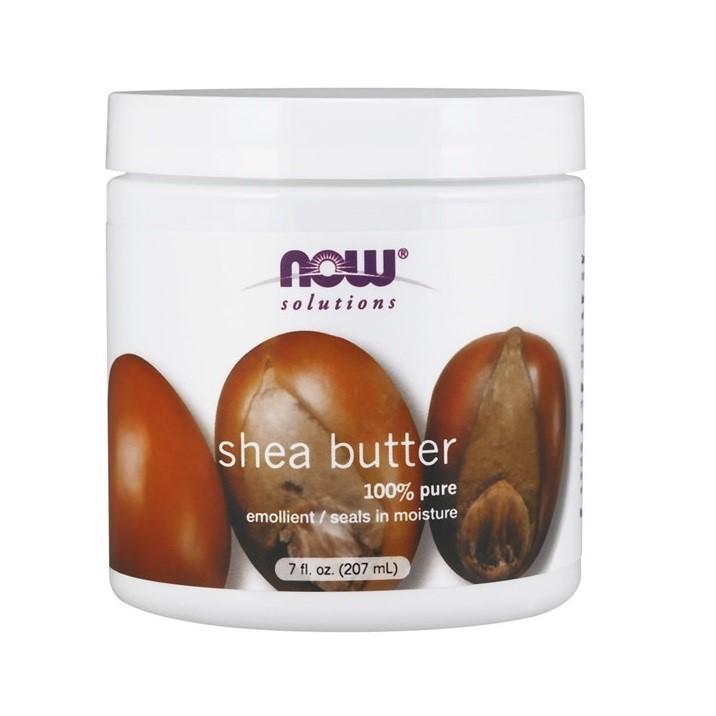 NOW SHEA BUTTER MOISTURIZER 207ML