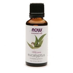 NOW ESSENTIAL OIL EUCALYPTUS 30ML