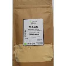 GREEN FOODS MACA BIO 200G