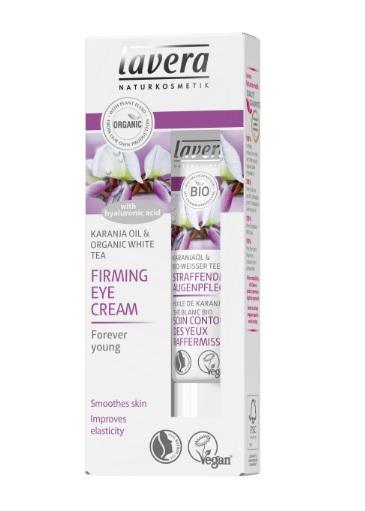 LAVERA FIRMING EYE CREAM WHITE TEA 15ML