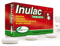 SORIA NATURAL INULAC