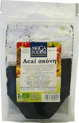 MEGA FOODS ACAI POWDER 50G BIO