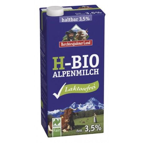BERCH LONG LIFE COWS MILK LACTOSE FREE 3.5 1L BIO