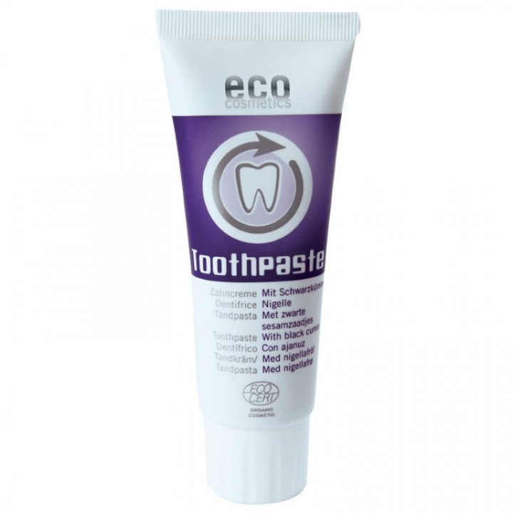 ECO TOOTHPASTE WITH BLACK CUMIN 75ML