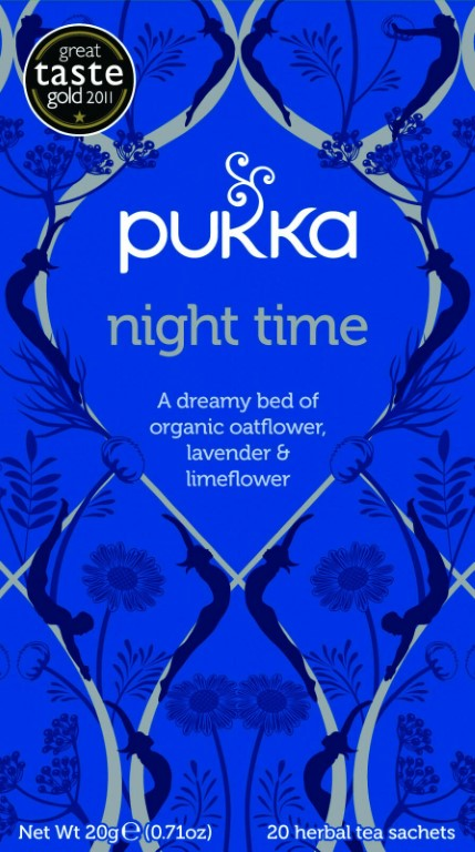 PUKKA NIGHT TIME TEA 20 SACHETS