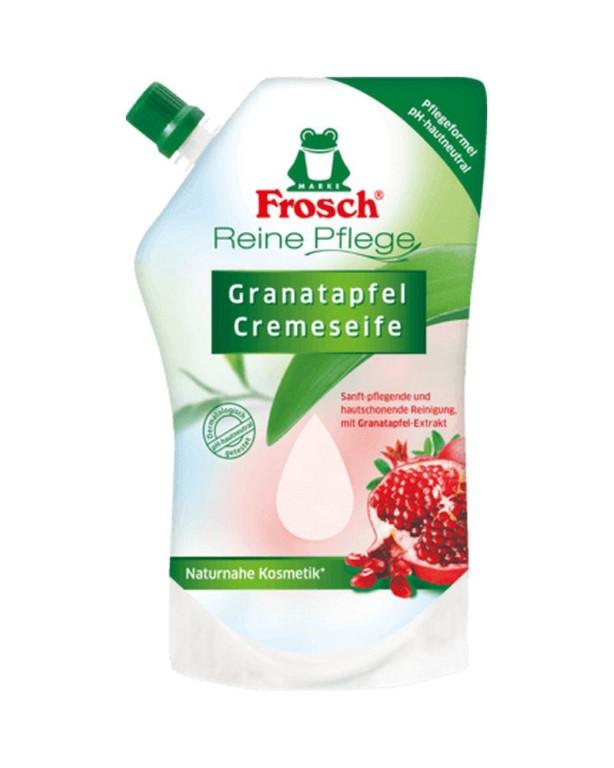 FROSCH POMEGRANATE SOAP REFILL 350ML