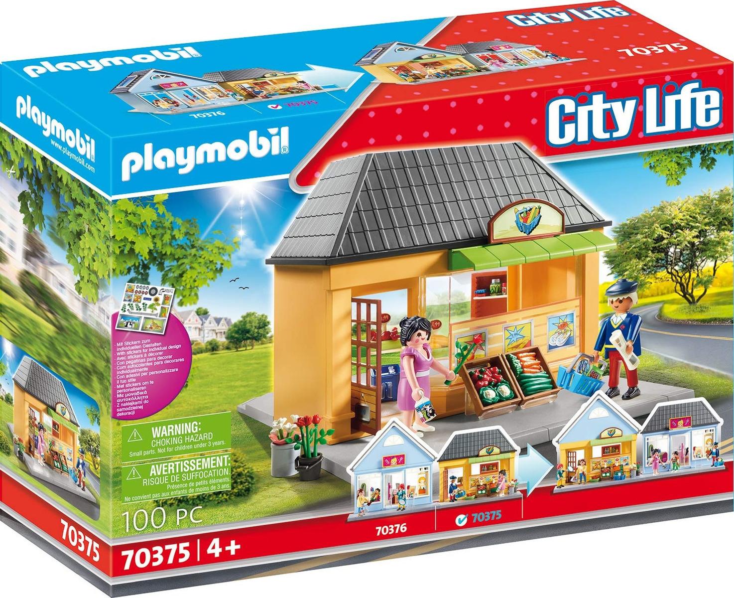 PLM CITY LIFE MINI MARKET 70375