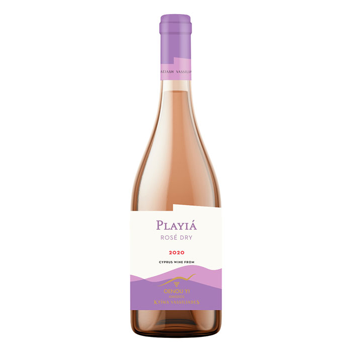Playiá Rosé Dry – 2020
