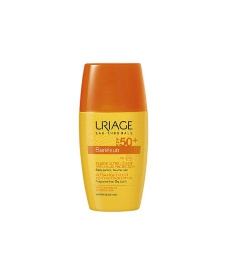 Uriage - Bariesun Ultra-Light Fluid SPF50+, 30ml