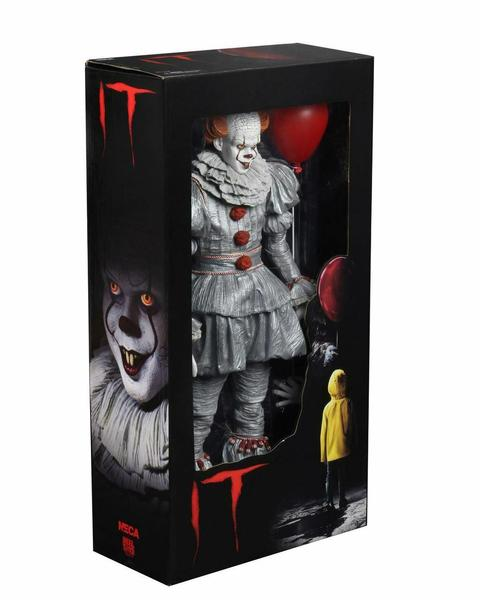 STEPHEN KING'S IT 2017 ACTIONFIGUR 1/4 PENNYWISE - 46 CM ACTION FIGURE