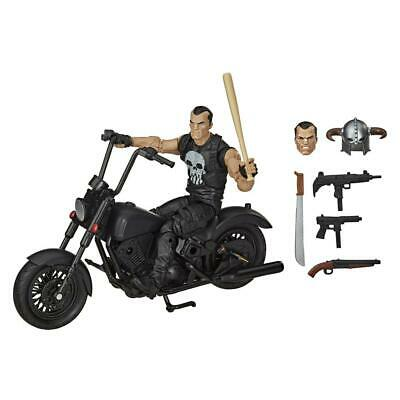 MARVEL LEGENDS SERIES WITH VEHICLE 2020 - ACTION FIGURE THE PUNISHER 15 CM