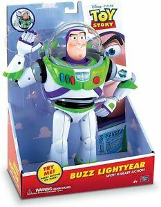 TOY STORY KARATE ACTION BUZZ LIGHTYEAR