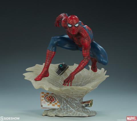 SIDESHOW MARVEL: SPIDER-MAN STATUE