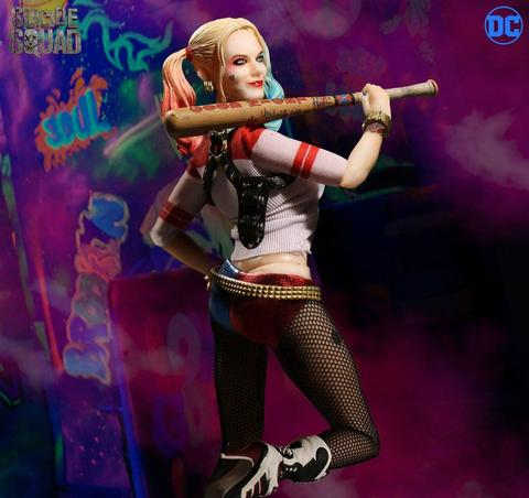 ONE:12 SUICIDE SQUAD - HARLEY QUINN ACTION FIGURE