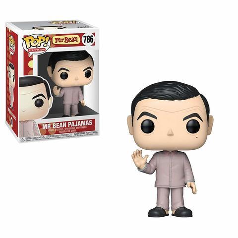 POP! TELEVISION: MR. BEAN- MR. BEAN PAJAMAS #786 - Vinyl Figure