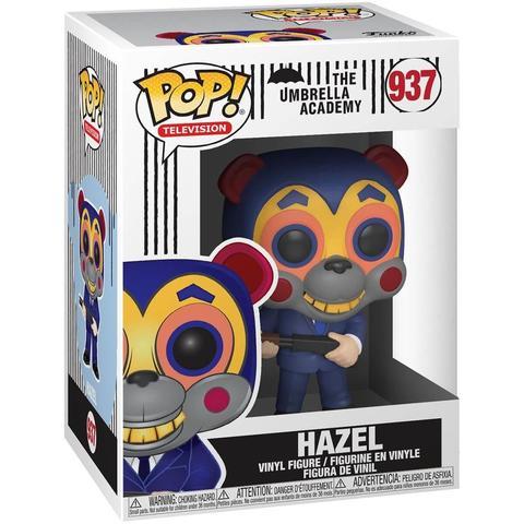 POP! TV: THE UMBRELLA ACADEMY - HAZEL #937 - Vinyl Figure