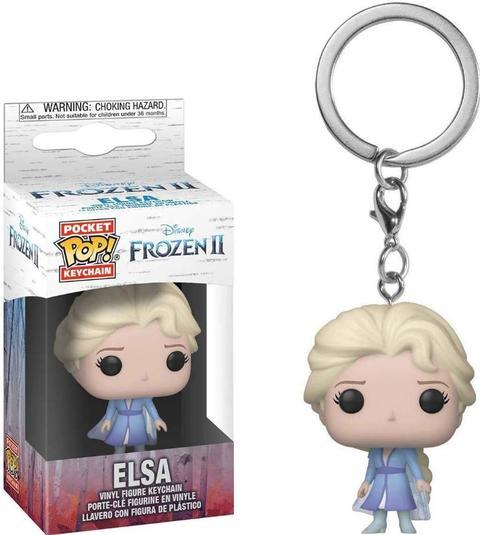 POCKET POP! Keychain - DISNEY FROZEN 2-ELSA