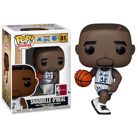POP! NBA: ORLANDO MAGIC - SHAQUILLE O'NEAL # 81 - Vinyl Figure
